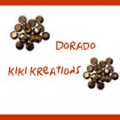 12ss DORADO swarovski flatback rhinestones- 144 pcs