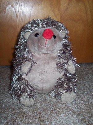 Plush Stuffed Hedgehog - Bobbin Lace Tatting Mascot