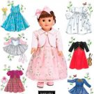 Simplicity 4364 Doll Clothes