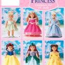 Simplicity 5705 Disney Princess Clothes for 18 Inch Dolls