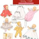 Simplicity 5215  Doll Clothes