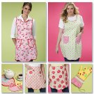 McCalls 6092 Aprons, Mitt and Trivets