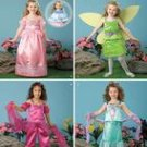 Simplicity 2384 princess costumes 3-8