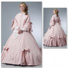 Butterick 5543 Misses Civil War Dress 6-12/  14/20