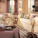 Butterick 3877 Drapes, Slipcovers & Pillows