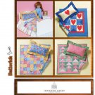 "Butterick 4538 18"" Doll Quilt and Pillow"