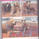 Simplicity 4061 Dog accessories