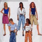 Butterick 4193 Skirt, Shorts, Pants, Self Tie L-XL