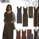 Simplicity 5449 Easy Chic Straight Jumper Belt Shawl 14-22