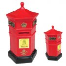 British Post box Money Bank / Souvenir/piggy coin