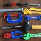 Super Big Kid Tool Toy set/boy pretend build 13pcs/play