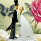 Weding Cake Mould Bride and Groom