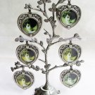 Rose Family Tree silver plated Picture display Photo Frame/home deco