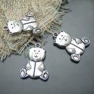 Lot of 100pcs mini BEAR doll house miniature toy/jewelry Charm