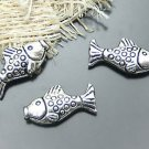 Lot of 110pcs Fish Doll House miniature/Fashion jewelry charm A2