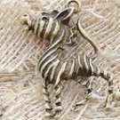 Lot of 100pcs mini brass Donkey dollhouse miniature toy/jewelry Charm