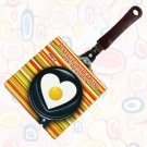 Mini Pancake Fried Frying Egg Pan LOVE Shape (No Lid)