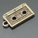 Lot of 200pcs mini Recorder Tape dollhouse miniature toy/jewelry Charm CM754