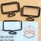 Lot of 96pcs Paper Clip TV Shaped/bookmark
