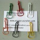 Lot of 96pcs Paper Clip GUITAR Shaped animal/Bookmark
