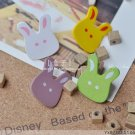 Lot of 8pcs Rabbit Push Pin Thumb Tacks office school home