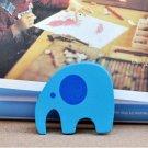 Memo & Name Card Holder Stand Elephant Animal Shaped