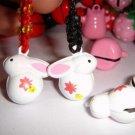 10 x Cartoon Bell Dog Pet Cat Collar Rabbit 2cm