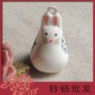 5 x  Big Cartoon Bell Dog Pet Cat Collar Rabbit Animal 3cm
