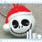 5 x  Big Cartoon Bell Dog Pet Cat Collar Skull Halloween Jake 3cm