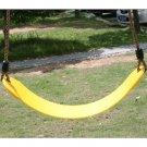 Soft EVA Swing for kid/Child outdoor fun Yellow