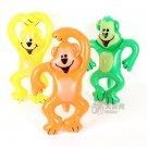 3pcs Inflatable Monkey Animal Summer Swimming Swim Toy B2