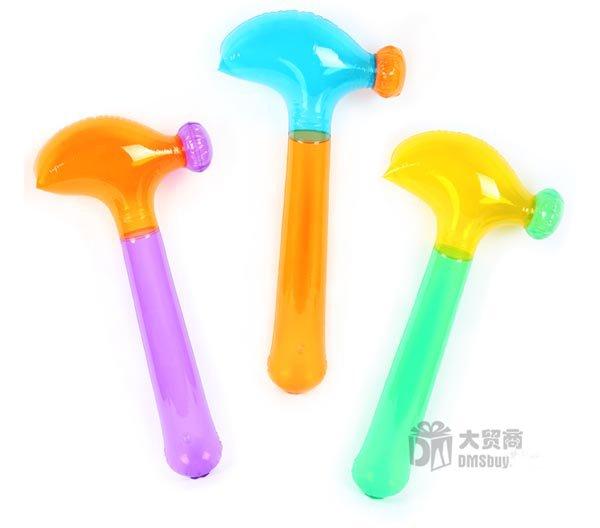3pcs Inflatable Hammer Ear Summer Swimming Swim Toy