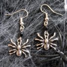 Gothic Spider Earrings charm earring- Goth Horror Halloween