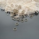 Lot of 4900pcs Jump Ring 5 x 0.7mm Finding Accessory Brass Plated