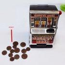 Replica Jackpot Slot Machine Mechanical Bank Coin Saver