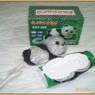 Rhinestone Panda Shaped Novelty Retro Corded Telephone