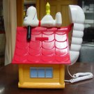 Dog House Hanging Cartoon Animal Telephone Phone