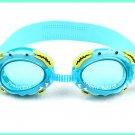Kid Swimming Pool Crab Slicon Swim Glasses Glass NIB G003