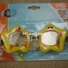 Kid Swimming Pool Starfish Seastar  Slicon Swim Glasses Glass NIB G024