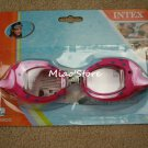 Kid Swimming Pool Fish  Slicon Swim Glasses Glass NIB G025