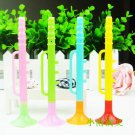 Lot of 10pcs Bugle Horn Ball Point Pen Dollhouse miniature Toy Promotion Gift BP005