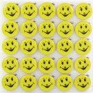 Lot of 25pcs Smile Pin Brooch Luminous Party Favor LP001