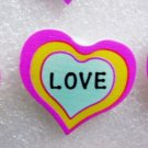 Lot of 25pcs Arrow Heart Love Pin Brooch Luminous Party Favor Valentine LP003