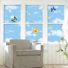 Mosaic Sticker Tile Transfer Bathroom Kitchen Window Butterfly  92cm x 50cm MS019