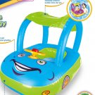 Inflatable Baby Swimming Seat Car Shaped Floating Ring for Kid SR024