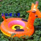 Inflatable Baby Swimming Seat girrafe Floating Ring for Kid SR015