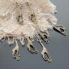 Lot of 500pcs mini giraffe doll house miniature toy/jewelry Charm 30x8mm CM1162