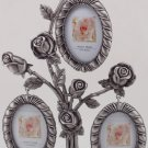 Silver Plated Family Tree picture display photo frame/home decoy FM002