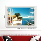 Window Decals on Wall Stickers Home Decoration Decor Vinyl Removable Mural Art ST003
