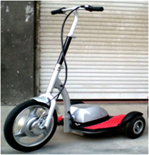 Scooter 3-4 Wheel mobility-QX-04-24